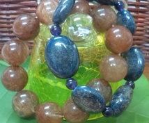貴方の意志☆*:天然石✩*。贈ります.•*¨*•.♬