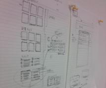 あなたのサイトのUI/UXについてアドバイスします スタートアップのUIデザイナーとして実践的な改善案をだします