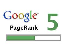 【被リンク対策】先着20サイト限定★元ページランク5のサイトのトップページからリンクします