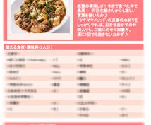 現役料理研究家の「麻婆豆腐」レシピをご提供します 今までに一番美味しいマーボー豆腐を作りたい方へ