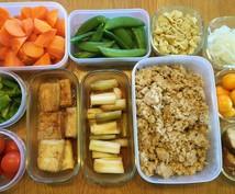 管理栄養士が1週間の献立を考えます 献立を考えるのが面倒な方、糖尿病の方、ダイエットしたい方へ