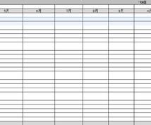 キャッシュフロー表とP/Lを作成します 事業計画が書けない人、すぐにP/LとCFを作ります!