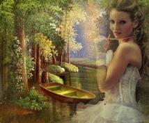 【タロット占い+白魔術人形】恋愛観を変える禁断の愛の魔術で、好きな人に想念を送ります!【※秘密厳守】