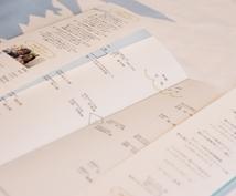 【結婚式準備】席次表・席札の文字校正承ります!