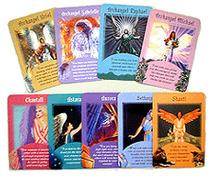 スピリチュアルヒーラー麻実によるエンジェルオラクルカードメッセージ 44人の天使が幸せを運びます
