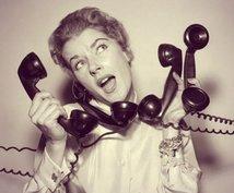 英語、ロシア語での電話問合せ代行します ネットショップサポート、ブランド店問い合わせ、2回分
