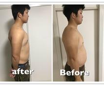 ダイエットの為のトレーニング法教えます 真剣にダイエットしたい方リバウンドしたくない方向け