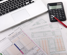 実務13年税理士が『確定申告』(期限4/16)ます ◆売上1,000万円以下の事業主様(+有料オプション)◇