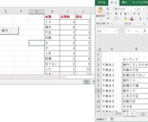 Excelマクロでキーワードランキングを作成します 手動で行っていた面倒なExcel作業を自動化しませんか?