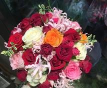お花の事なら何でも教えます 送別会、お祝い事、お悔やみ、どんなシーンでも。