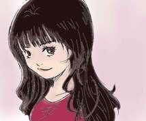 リアル寄り・美大卒の私が似顔絵描きます SNSのプロフのアイコンにお困りの方へ