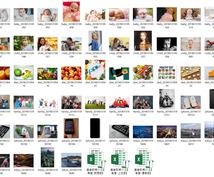 指定キーワード画像収集ツール(上位版)を販売します Google画像検索を指定キーワードごと自動大量ダウンロード