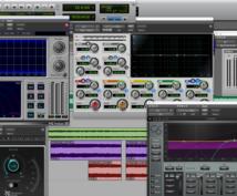 音の調整いたします 録音したラジオ、動画などの音源。調整で聴きやすくします