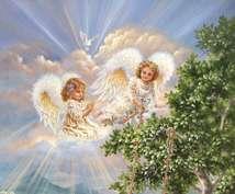 遠隔ヒーリングで守護天使を送ります 守護天使の状態を知り、仲良くしたい方