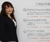 PowerPoint資料作成のお手伝いをします パワポプレゼンの魅力をアップする資料に仕上げます!