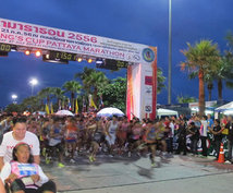 海外マラソン(タイ)プラン作成! エントリーからレース前、レース中、レース後のアドバイスします!