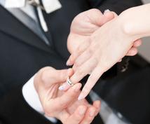 【結婚式準備】リサーチ作業をお手伝いします!