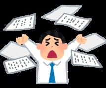 業務効率UP!ビジネス文書の校閲・添削致します 申請文書の説明文等整えます。手戻りは時間のロスですよね!