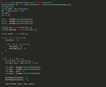 C言語やJavaのプログラミングをお手伝いします C言語やJavaでプログラミングが必要な方ぜひご相談下さい!