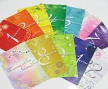数秘&カラーで個性や運気をリーディングします 鑑定結果を読んで質問できる数秘&カラーなら、トングウマユ☆