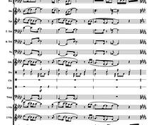 楽譜の清書・浄書・パート譜作成・参考音源作成