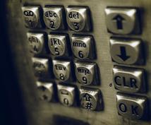 英語での電話を代理でおかけして、確認致します 英語を話すのが苦手という人におススメのサービスです