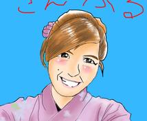 【似顔絵描きます】SNS各種アイコン対応します!