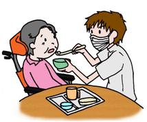 言語や嚥下の障害に関する相談・知識提供を行います 言葉でお困りの方、食事でお困りの方、誤嚥性肺炎が心配な方