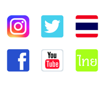 SNSのキャプションやコメントをタイ語に翻訳します インスタグラムやフェイスブックでタイの人々にアピール!