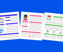 就職・転職:自己分析や書類添削などご支援します あなたの中にある最適解を導き出します
