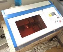 中国レーザー彫刻機・加工機についての相談