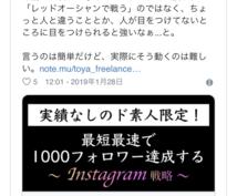Instagram運用法をお教えします 詐欺まがいのキラキラ系アカウントの撲滅が目標です。