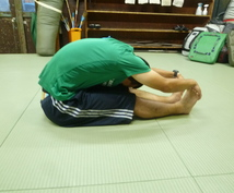 原田式座るケアーで前倒し柔軟改善方法教えます 椅子に座るケアーで血流改善、柔軟回復、元気改善