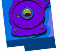 立型マシニングセンターのNCプログラム作成致します 2D~3D可。工具・段取表付き。単品・小ロット・複雑物に。