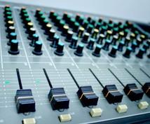 オリジナルソング・BGM・効果音おつくりします 現役プロミュージシャンがあなたのためにおつくりします。