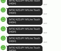 mt4のLINEアラートツール作ります オシレーター系のLINE通知ツールを作成! FX バイオプ