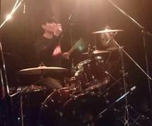 ドラムの基礎を教えます ドラム初心者、ロックなドラムを叩きたい方に来てほしいです!