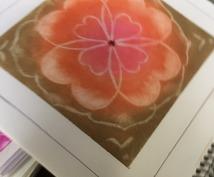 曼荼羅パステルアートで、ココロの花を咲かせてみませんか?
