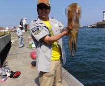【エギング】初心者必見!アオリイカやコウイカ必釣。エギでの釣り方教えます。西湘〜東伊豆エリア