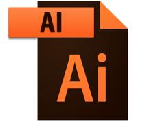 印刷用の入稿データチェック、修正【イラストレーター・PDF/X-1a】