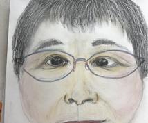 似顔絵を描きます お孫さん、恋人  などなど 大事なかたの似顔絵