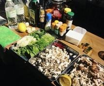 料理レシピ、メニュー提案等いたします 現役イタリアンキッチンコックの季節の一品