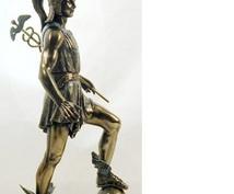 商業の神ヘルメスのエネルギーをいただきます ヘルメスの偉大なる引き寄せパワー