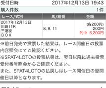 地方競馬ビックリサイン予想ご案内します 12月13日全日本2歳優駿三連複3100円1点で的中