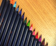 カラー毛筆可!書きたい文字・文章を代筆致します 書く内容は決まっていてPCのフォントより温かみを出したい方
