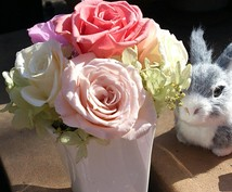 迷っちゃう!?プレゼントで渡す花のお悩み相談受け付けます