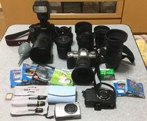 カメラ購入検討の相談にのります どんなカメラが自分にあっているかわからないあなたへ
