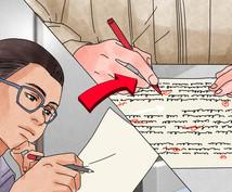 英作文、エッセイなどを添削します 試験等の英作文の書き方や伸びに悩んでいる方へ