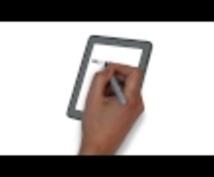 ココナラで作成したイラストを動画に。大切な人へメッセージがもっと伝わる。ホワイトボードアニメーション
