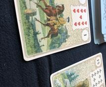 ルノルマンカード+オラクルカードで占います すぐに結果が欲しい方、状況が複雑な方に